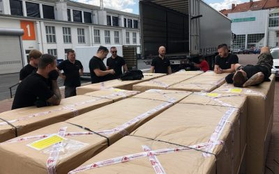 Najnowsze kabiny Audipack prosto z Holandii