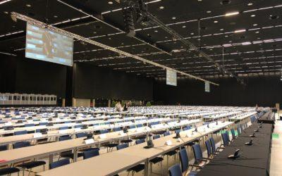 BSC AV dostarczyło multifony oraz tłumaczenie symultaniczne na Światową Konferencję Antydopingową WADA