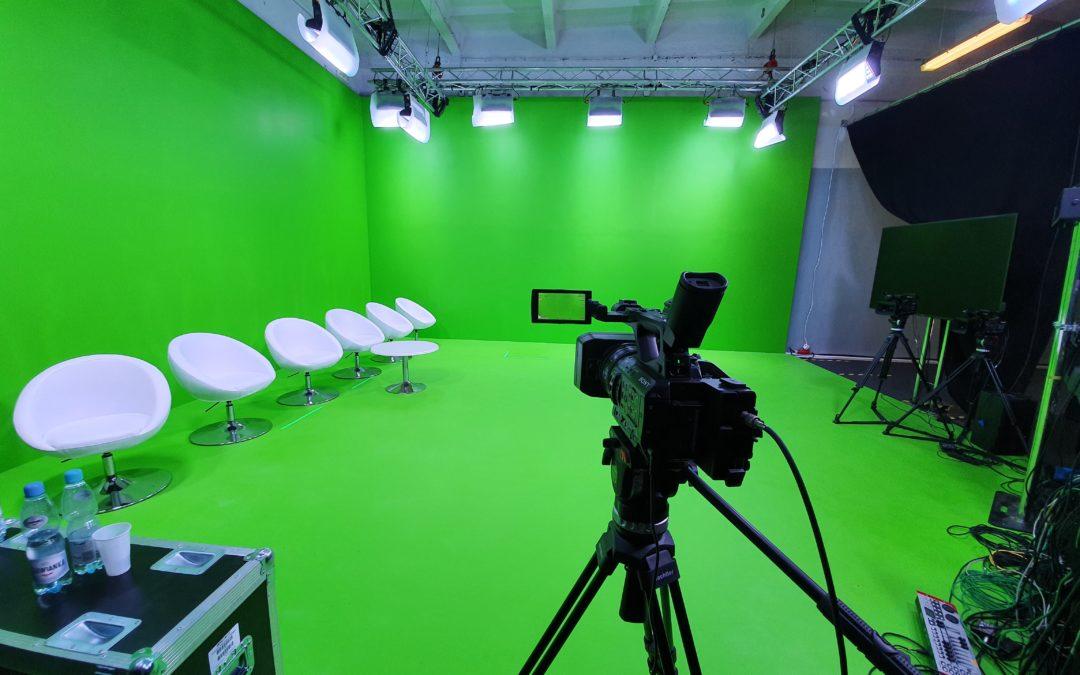 BSC AV oddaje do Państwa dyspozycji kolejne studio GREEN SCREEN