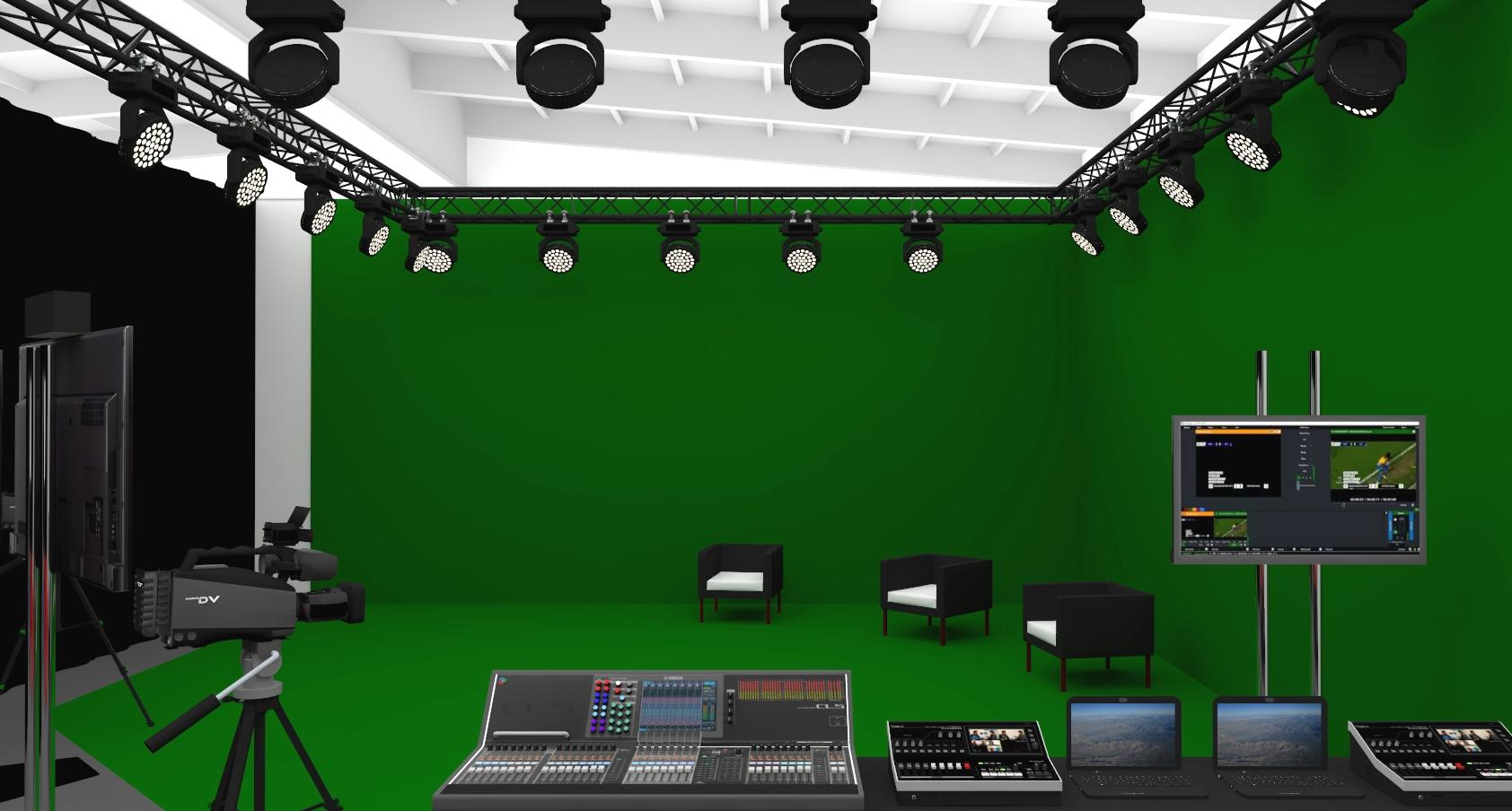 Professional organization of streaming